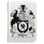 Kilgour Family Crest Cases For Kindle