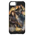 Kili, Bilbo, and Thorin Graphic iPhone 5C Case