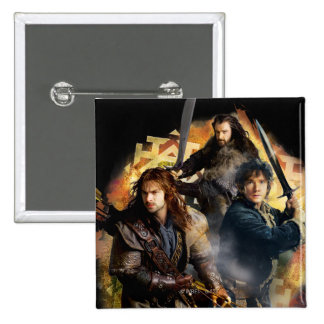 Kili Bilbo y gráfico de Thorin Pin