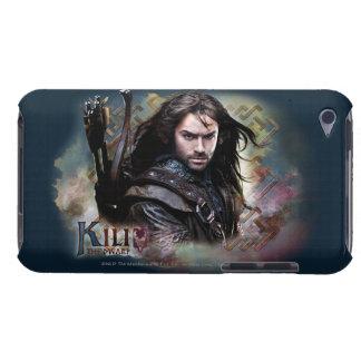 Kili con nombre barely there iPod protector