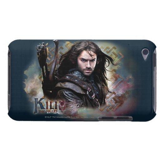 Kili con nombre funda para iPod