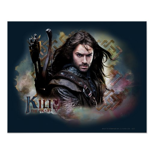 Kili con nombre póster