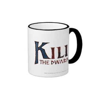 Kili Name Coffee Mug