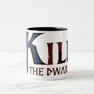 Kili Name Two-Tone Coffee Mug