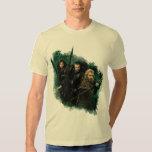 Kili, THORIN OAKENSHIELD™, & Fili Graphic Tee Shirt