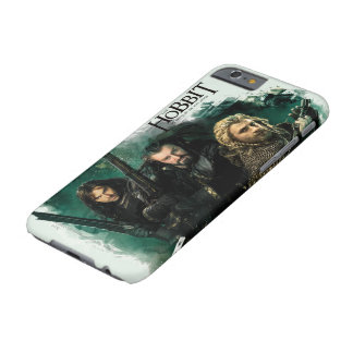 Kili, THORIN OAKENSHIELD™, y gráfico de Fili Funda Barely There iPhone 6