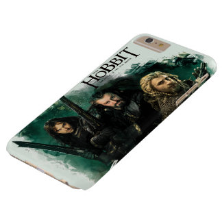 Kili, THORIN OAKENSHIELD™, y gráfico de Fili Funda Barely There iPhone 6 Plus