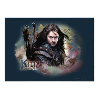 Kili With Name Card