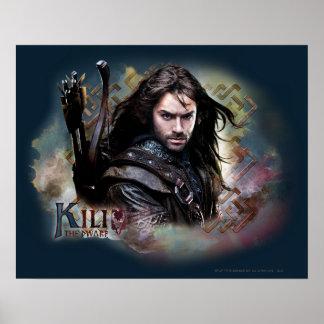 Kili With Name Poster