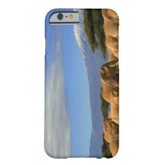 Kilimanjaro And Elephants Barely There iPhone 6 Case