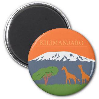 Kilimanjaro Magnet