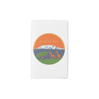 Kilimanjaro Pocket Moleskine Notebook