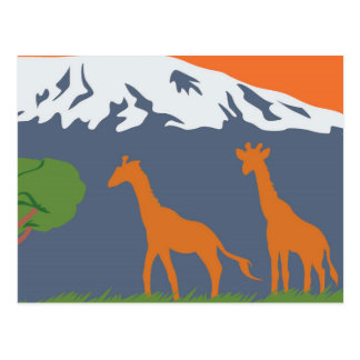 Kilimanjaro Postales