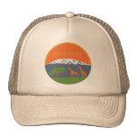 Kilimanjaro Trucker Hat