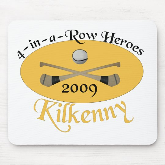 Kilkenny 4-in-a-Row Commemorative Mouse Pad