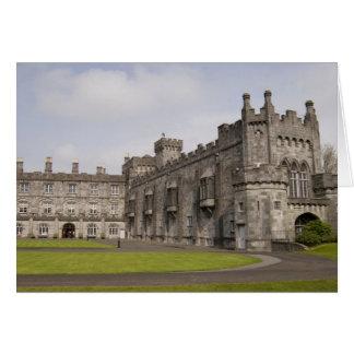 Kilkenny Castle, County Kilkenny, Ireland. Greeting Cards