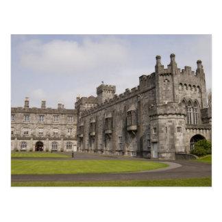 Kilkenny Castle, County Kilkenny, Ireland. Postcard