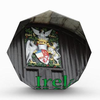 Kilkenny Castle Ireland Acrylic Award