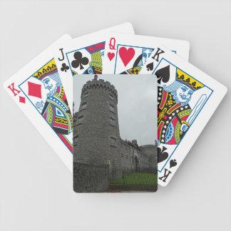 Kilkenny Castle Ireland Bicycle Playing Cards
