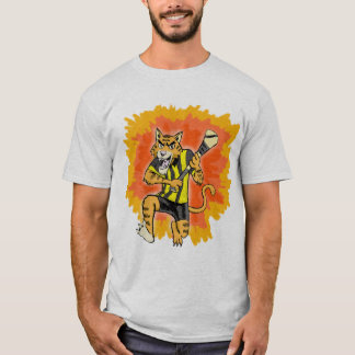 Kilkenny Cat Hurling GAA T-Shirt