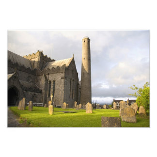 Kilkenny, Ireland. Killkenny is also known as Photo Print