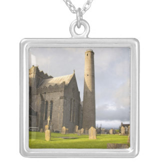 Kilkenny, Ireland. Killkenny is also known as Silver Plated Necklace