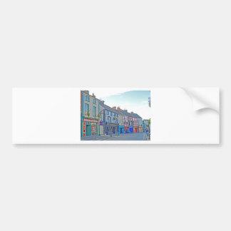 Kilkenny Street Tom Wurl Bumper Sticker
