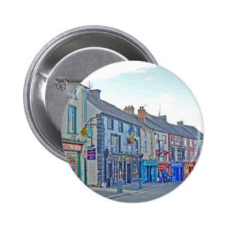 Kilkenny Street Tom Wurl Button