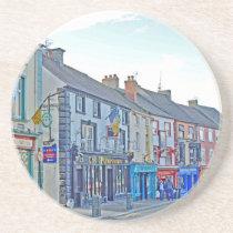 Kilkenny Street Tom Wurl Coaster