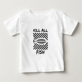 Kill All Fish Tshirts