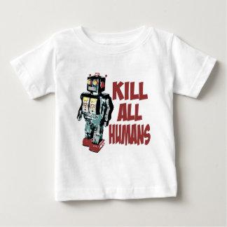 Kill All Humans Shirts