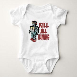 Kill All Humans Tshirts
