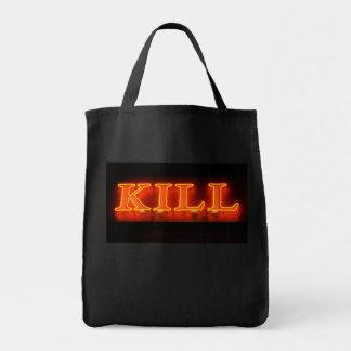 Kill Canvas Bags