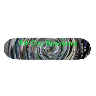 Kill City Spaceboard Skateboard
