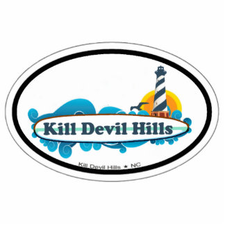 Kill Devil Hills. Cutout