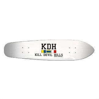 Kill Devil Hills. Skate Board Deck