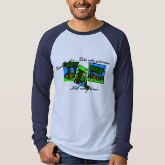Kill Only Time Long Sleeve T Shirt