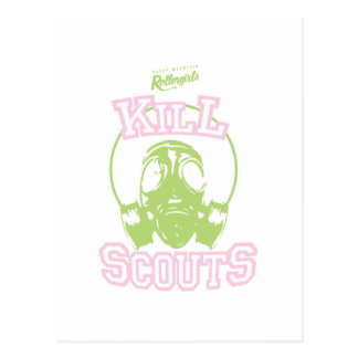 Kill Scouts Postcard