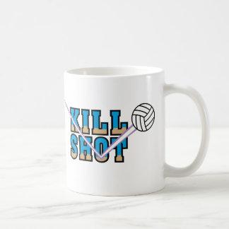 Kill Shot Classic White Coffee Mug