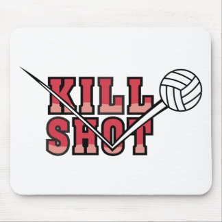 kill Shot Volleyball Mousepads