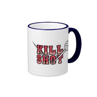 kill Shot Volleyball Mugs