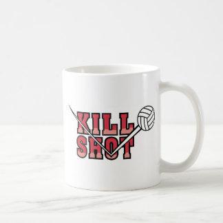 kill Shot Volleyball Coffee Mug