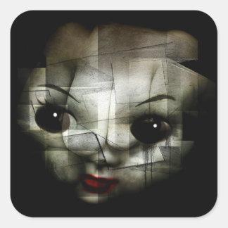 Kill the cown 2013. square sticker