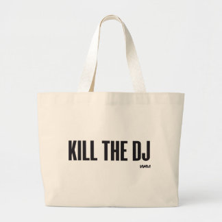 Kill the DJ Tote Bags