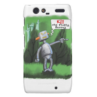 Kill the Fluffy Bunny Droid RAZR Case
