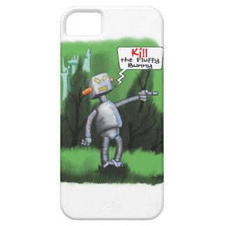 Kill the Fluffy Bunny iPhone SE/5/5s Case