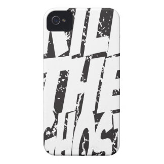 KILL THE GHOST iPhone 4 COVER