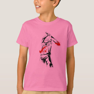 Kill The Zombies - Dead Cricket Bat Shirt