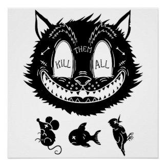 Kill them all poster
