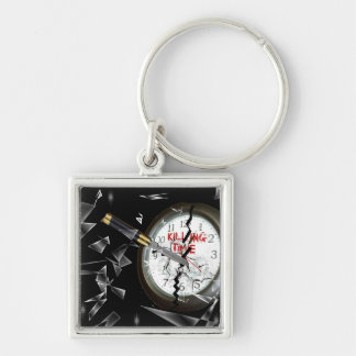 Kill Time Keychain